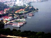 À Hanoi, le lac de l'Ouest a tant à raconter