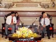 Vietnam et Inde promeuvent leur coopération bilatérale