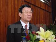 Le président plaide pour l'essor des liens Vietnam-Cambodge