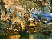Travel Channel explore des grottes de Phong Nha-Ke Bang