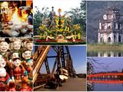 Hanoi a accueilli 3 millions de touristes étrangers en 2014