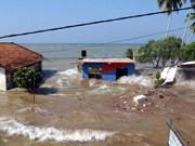 Sympathie du Vietnam à la Thaïlande pour le 10e anniversaire du tsunami