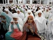 Commémoration du 10e anniversaire du tsunami à Banda Aceh