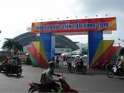 HCM-Ville: ouverture de la foire de la promotion de la consommation 2014