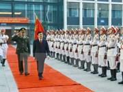 Le président Truong Tan Sang à la Conférence nationale de la Police
