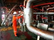 PetroVietnam dépasse son objectif de chiffre d'affaires de 2014