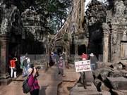 Le Cambodge accueille environ 4,5 millions de touristes étrangers en 2014