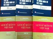 Livres : deux nouveaux titres sur l'histoire militaire du Vietnam