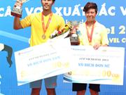 Tennis : la Coupe Vietravel sacre des outsiders