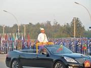 Myanmar célèbre sa 67e Journée de l'Indépendance