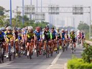 Une course cycliste pour saluer la Nouvelle Année