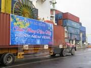 Port: Quang Ninh et Da Nang reçoivent leurs premières cargaisons