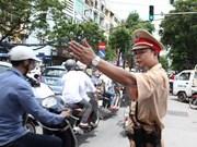 Lancement du programme de sécurité de la circulation pour 2015