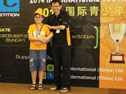 Trois jeunes vietnamiens primés au concours Robotics international