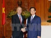 Le PM Nguyen Tan Dung reçoit le nouvel ambassadeur des Etats-Unis