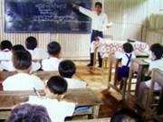 Tra Vinh s'intéresse à la formation de cadres khmers