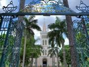 Église Cho Quan, la plus ancienne de Hô Chi Minh-Ville