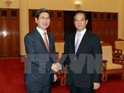Le PM salue l'Association d'amitié R. de Corée - Vietnam