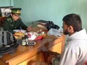 Recherché par Interpol et arrêté pour trafic de marijuana