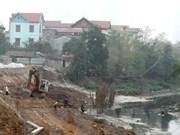 Hanoi: la planification du couloir vert de la capitale pour 2030