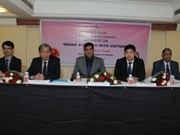 Vietnam-Inde : colloque sur les perspectives de coopération entre entreprises