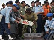 La 2e boîte noire de l'avion d'AirAsia remontée à la surface