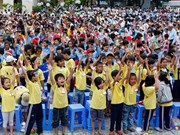 HCM-Ville encourage le travail social et l'innovation chez les jeunes