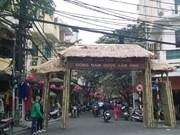 Semaine de la médecine traditionnelle dans la rue Lan Ông