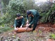 Nord : neutralisation d'une bombe dans la ville de Ha Giang