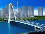 Plus de 3.550 mlds de dongs pour la construction du pont Thu Thiem 2