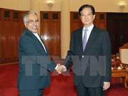 Le Vietnam et l'Arabie saoudite promeuvent leur coopération