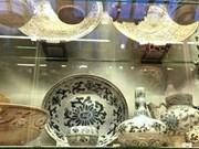 Exposition d'objets du Vietnam au Royaume-Uni