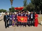 Sciences : Hanoi récompense des élèves brillants
