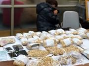 Saisie de plus de 33 kg de bijoux d'or à Hanoi
