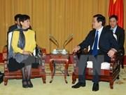 Vietnam et Chine renforcent l'amitié traditionnelle entre peuples