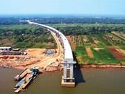 Le Cambodge achève un pont financé par le Japon