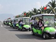 Découvrir Hô Chi Minh-Ville en voitures électriques