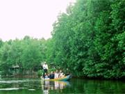 La biosphère de Can Gio dans le top 100 des destinations touristiques durables