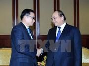 Un vice-PM reçoit la délégation de l'Association d'amitié Laos-Vietnam
