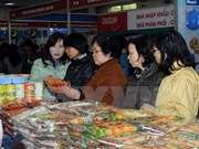 La foire des produits de Thaïlande 2015 à Hanoi