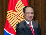 Coopération renforcée entre l'ASEAN avec le Royaume-Uni et l'Inde