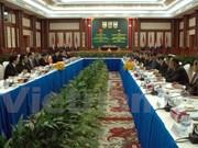 Le ministre vietnamien de la Sécurité publique en mission au Cambodge