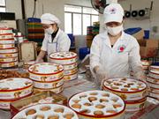 Têt : les produits vietnamiens sont appréciés à l'étranger