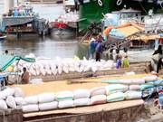 Vietnam : exportation de 6,3 millions de tonnes de riz en 2014