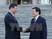 Vietnam-Chine : félicitations à l'occasion des 65 années de relations diplomatiques