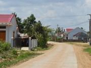 Efforts du Tay Nguyen dans l'édification de la Nouvelle ruralité