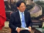 Le développement du voisinage amical est le souhait commun des peuples chinois et vietnamien