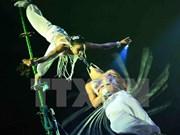 Le Vietnam remporte des prix au Festival international du cirque à Rome