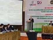 Nouveau partenariat pour accélérer la croissance verte