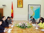 Le Vietnam privilégie une coopération globale avec le Japon